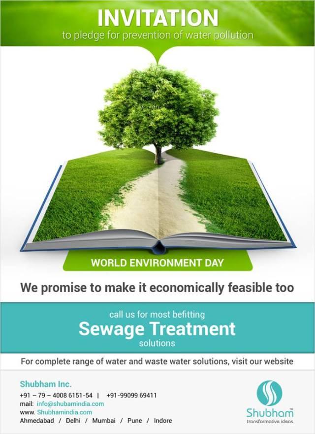 Sewage Treatment Plant in Baroda Surat Rajkot